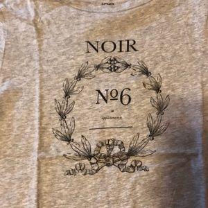 Joe Fresh Tops - Joe Fresh Noir No. 6 Graphic Tee
